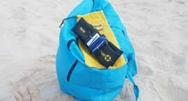 cintura salvagente tascabile portatile