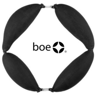 Cintura giubbotto salvagente gonfiabile Boeo