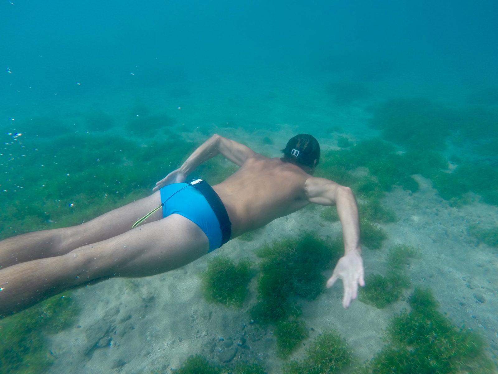 salvagente cintura autogonfiabile tascabile per nuoto boeo